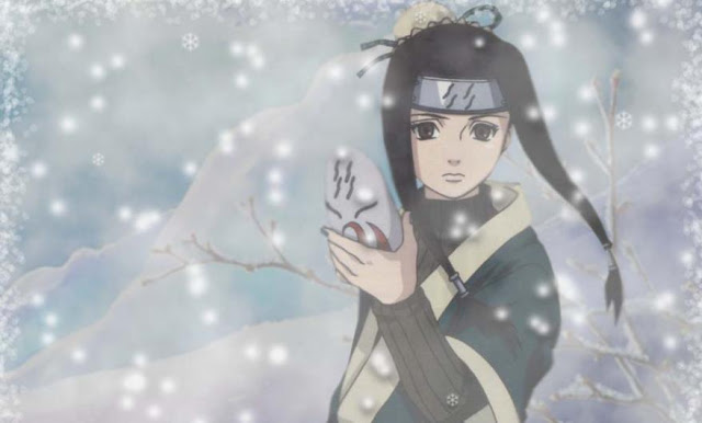 Haku ( Naruto ) - Top Strongest Anime Characters with Ice Power