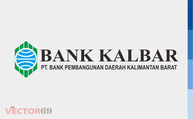 Logo Bank Kalbar Landscape - Download Vector File EPS (Encapsulated PostScript)