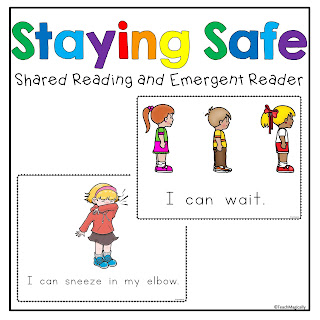Staying Safe by Teach Magically