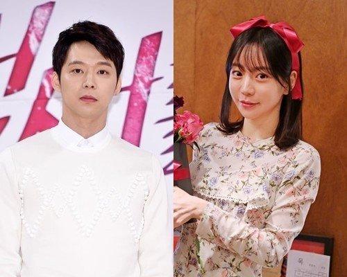 Hwang Hana finally confirms she and Park Yoochun have broken up