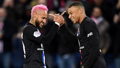 """نهائي كأس فرنسا .. نيمار ومبابي يقودان باريس سان جيرمان ضد سانت إيتيان """"التشكيل الرسمي"""""""