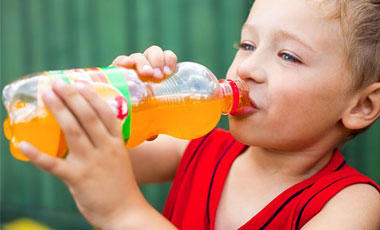 5 Reasons Why Kids Should Not Drink Soda