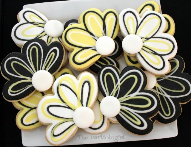 Drop Petal Cookies