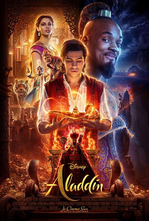 Critica: Aladdin - una muy divertida película de aventuras y musica