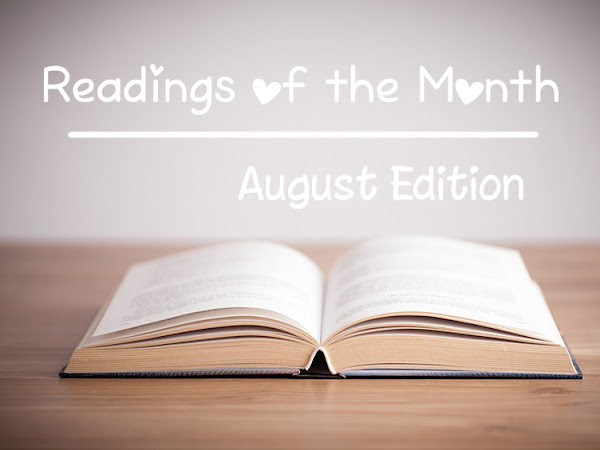 Book of the Month | August Edition