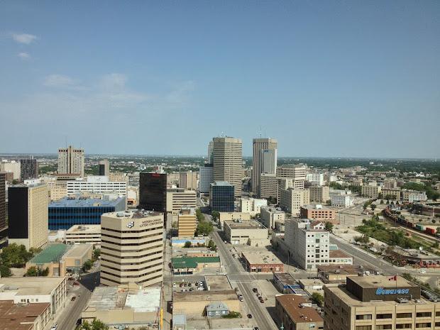 Brazucas Por Ai - Em Winnipeg Agosto 2014