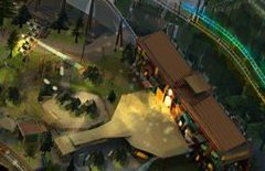How To Train Your Dragon Attraction Station Concept Art Universal's Epic Universe