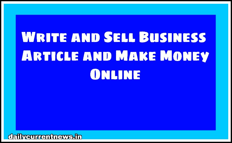 Make_Money_with_Business_Articles