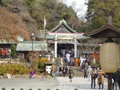 初詣:鎌倉宮