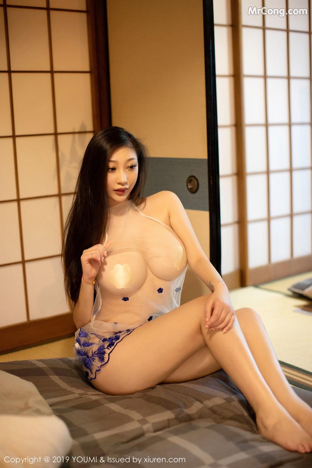 Image YouMi-Vol.294-Daji-Toxic-MrCong.com-007 in post YouMi Vol.294: Daji_Toxic (妲己_Toxic) (45 ảnh)