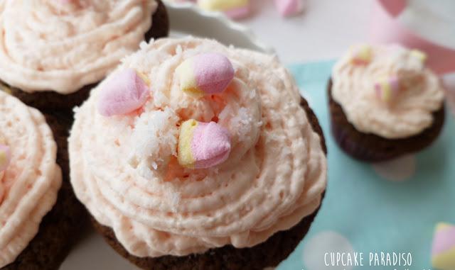 Cupcake Paradiso al Cioccolato con Marshmallow