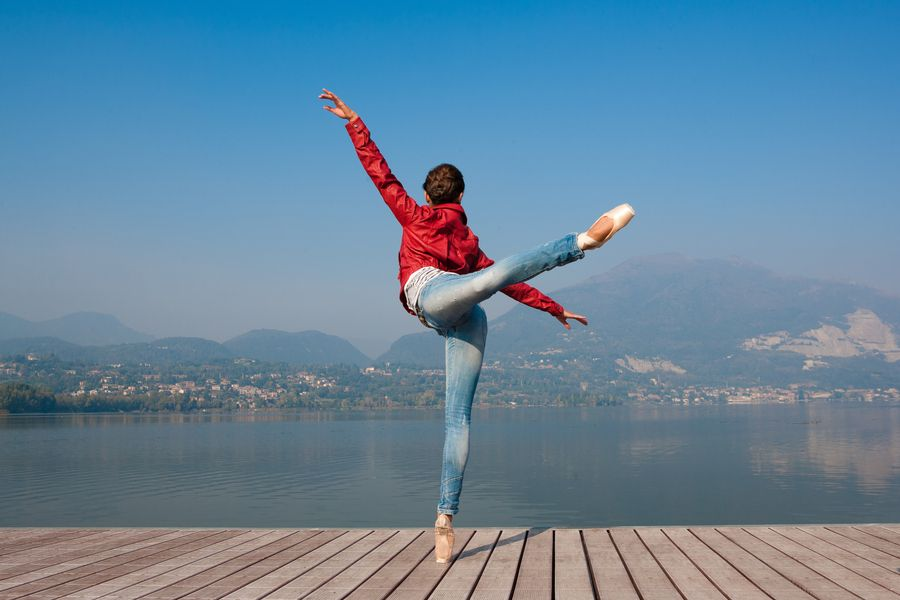 Impressive Ballet Dance Photographs
