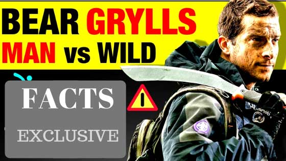 Facts About Bear Grylls You Definitely Don't Know