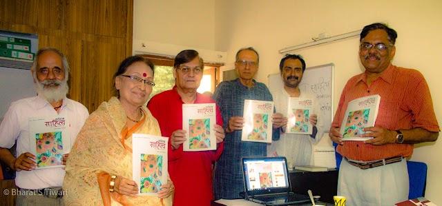 देखो मैं इतने बड़े लेखक के करीब हूं —  रवीन्द्र कालिया पर कथाकार अखिलेश  #जालंधर_से_दिल्ली_वाया_इलाहाबाद (2)