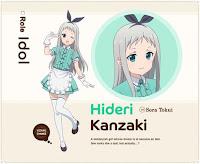 คันซากิ ฮิเดริ (Kanzaki Hideri) @ Blend S