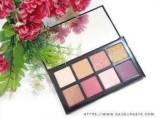 Review ALTHEA x BCL Sunrise & Moonrise Eyeshadow Palette