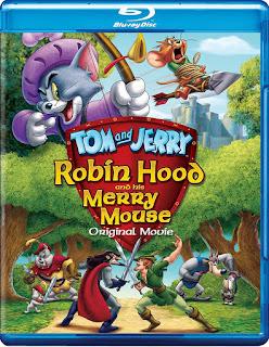 Tom y Jerry y el Valiente Robin Hood [BD25] *Con Audio Latino