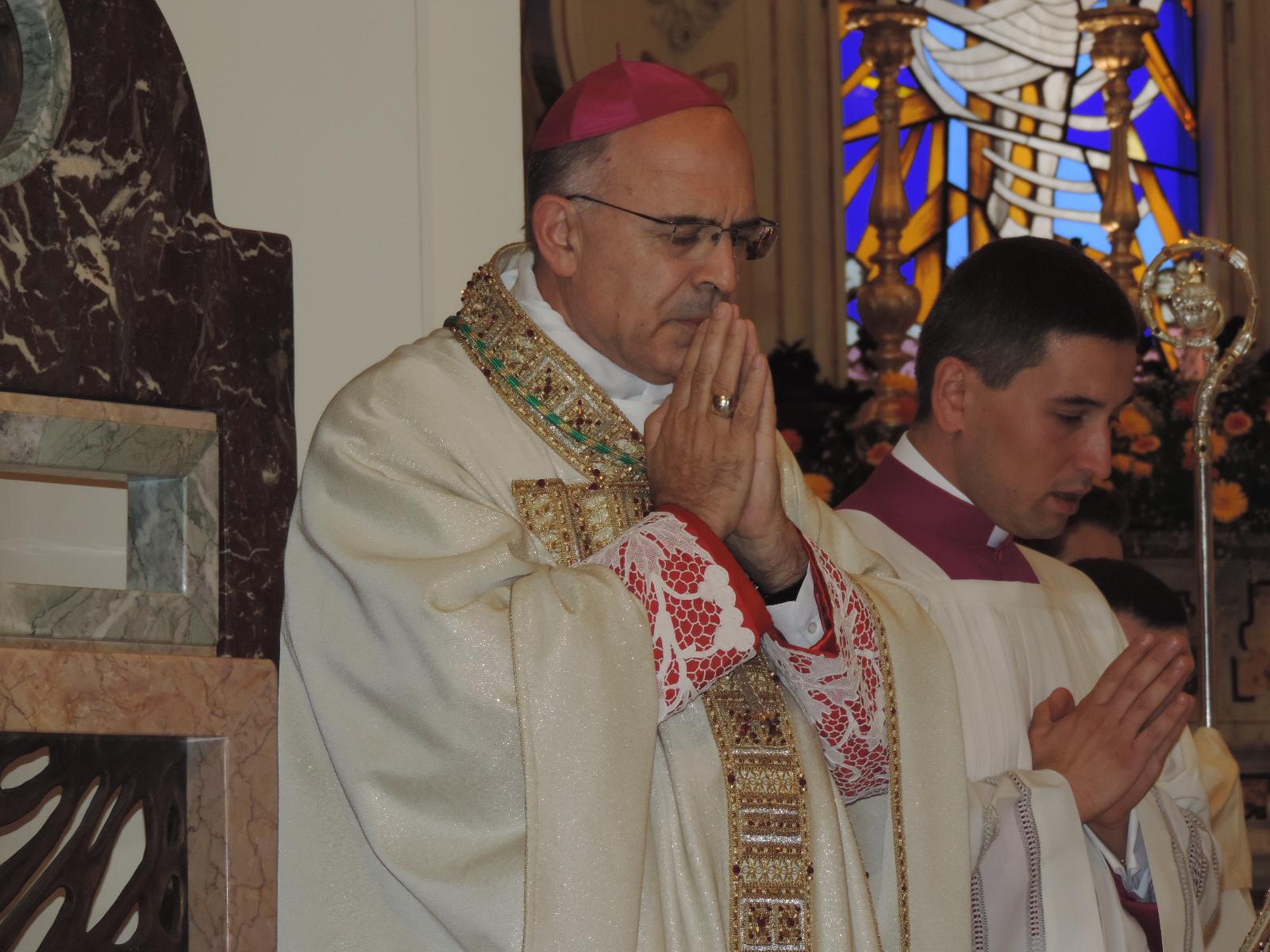 Centroabruzzonews Ultima Di Mons Angelo Spina In