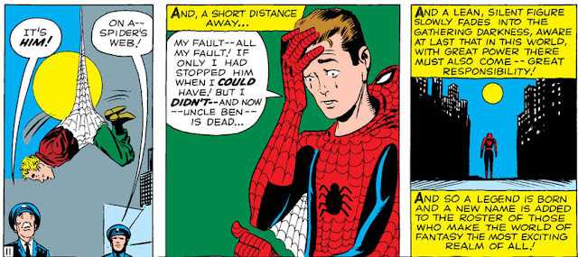 5 things YOU MUST know Stan Lee, Spider-Man Responsibility
