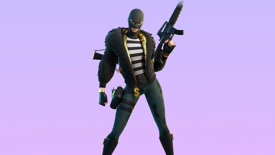 Fortnite, Goldie, Skin, Outfit, 4K, #5.1941