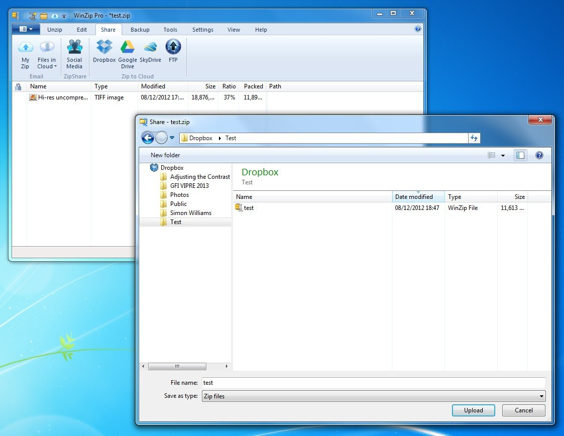 WinZIp 17 Full Version Portable - Free Software Download   Full Version For PC