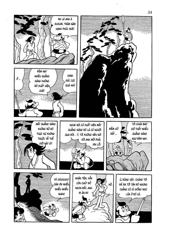 Hi no Tori hi no tori vol 1 part 002 trang 9