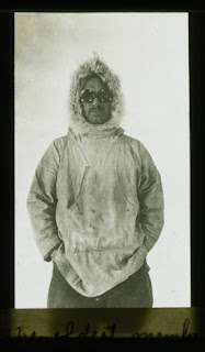 Fredrick Maurer on Wrangel Island