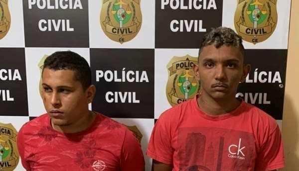 Suspeitos de matar mulher em Quixeramobim são presos