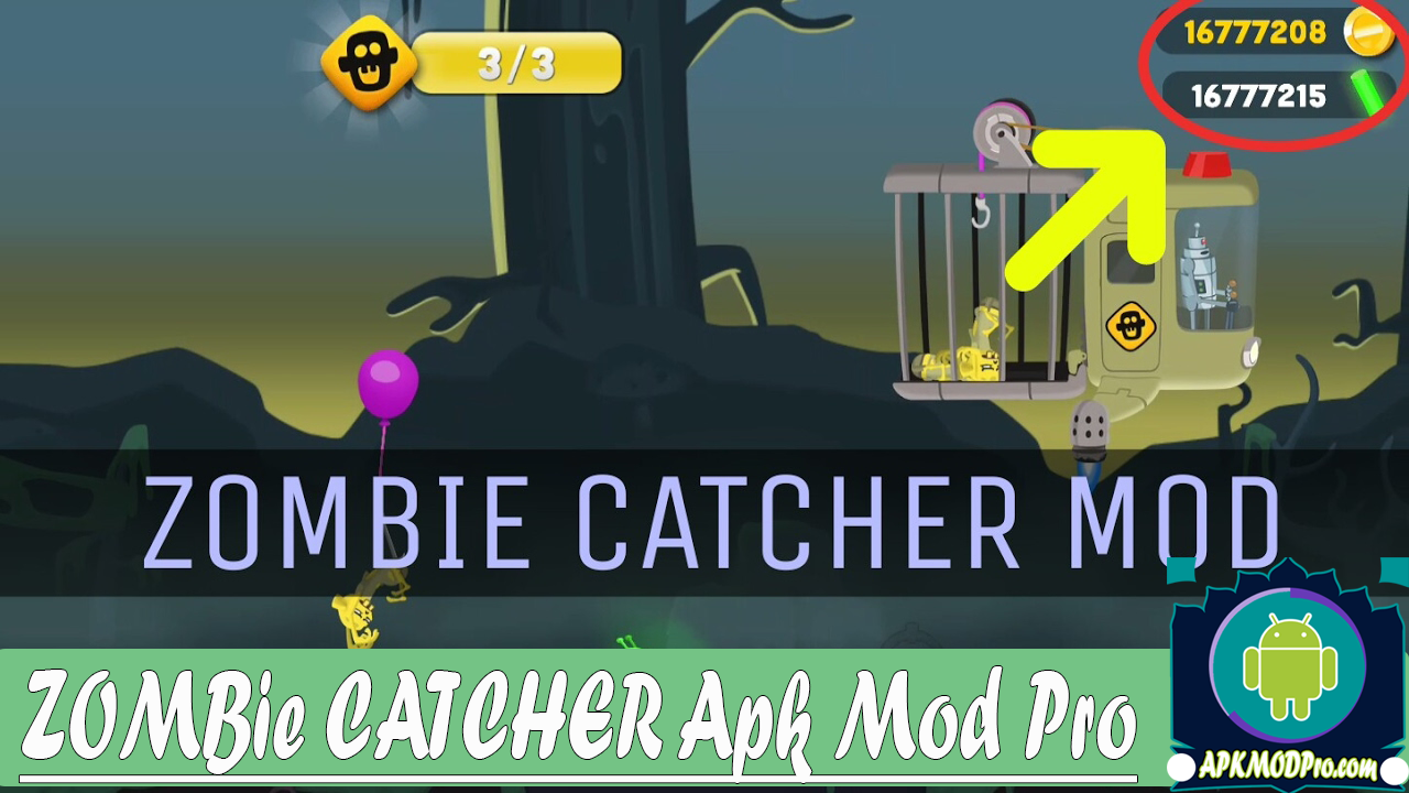 Zombie Catchers Mod Apk 1.26.0 [Unlimited money] Terbaru 2020