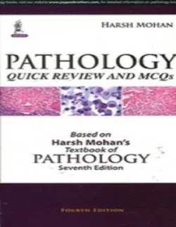 Download Pathology Quick Review and MCQs Harsh Mohan PDF