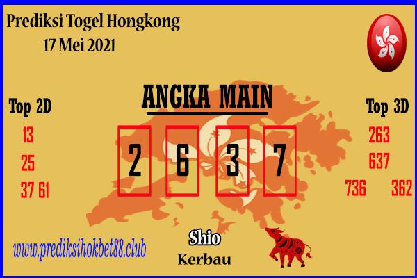 Bocoran Togel Hongkong 17 Mei 2021