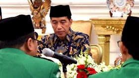 Jokowi: GP Ansor Mampu Menjadi Perekat Perbedaan