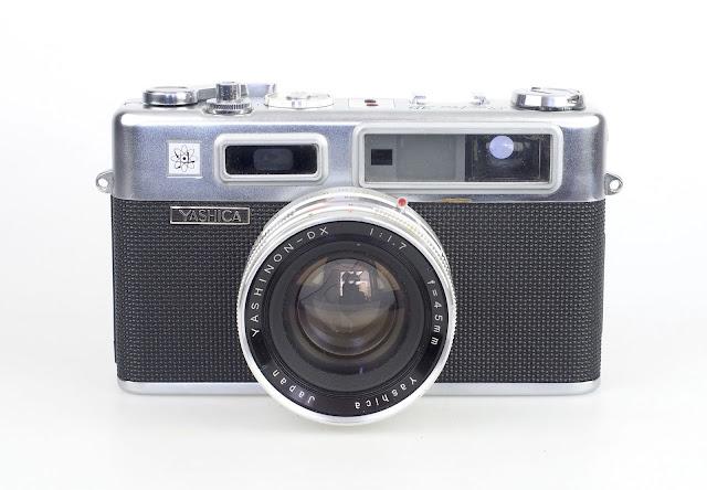 Yashica Electro 35 (Japan, 1966)