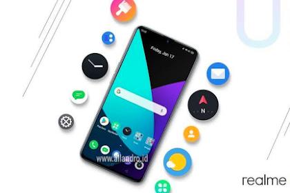 Cara Mengambil Screenshot di Realme UI