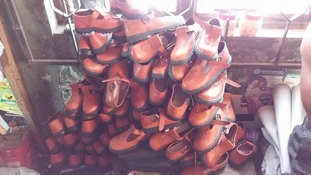 Exciting!!! See The 'Made in Aba' School Shoes Ordered by Nigerians Abroad (Photos)