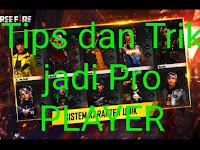 Tips dan Trik Jadi Proplayer game Freefire