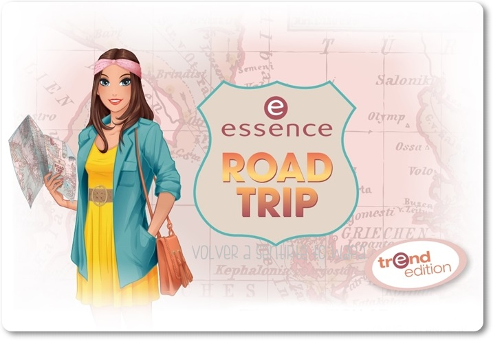 ESSENCE .. Road Trip {Julio - Agosto}