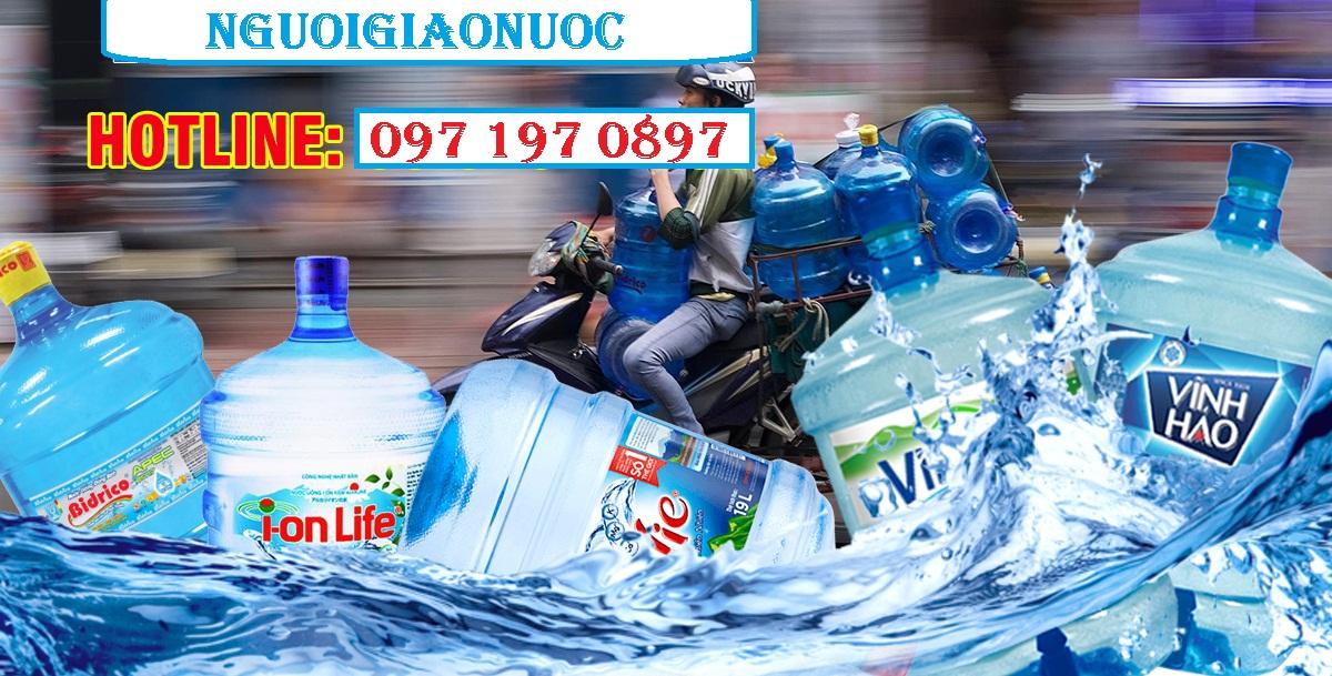 Đại Lý nước uống, nước khoáng, nước ion kiềm, nước lọc khu vực thành phố Thuận An, tỉnh Bình Dương.