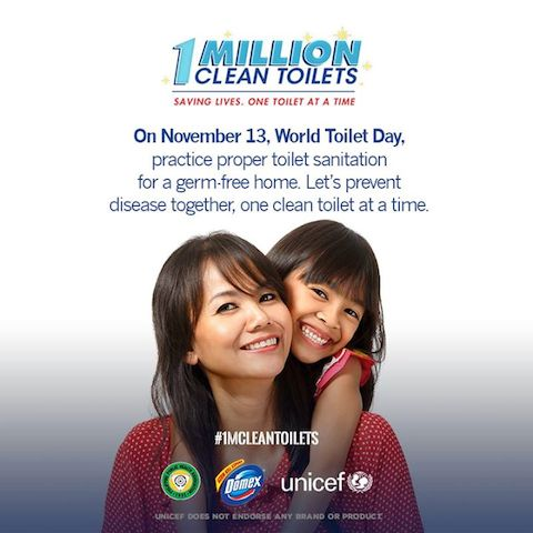 1 Million Clean Toilets Movement