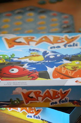 Kraby na fali