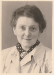 Johanna Catharina Knöffler ca. 1946 from Jakobs family archives (Copyright 2020 - G.K. Jakobs)