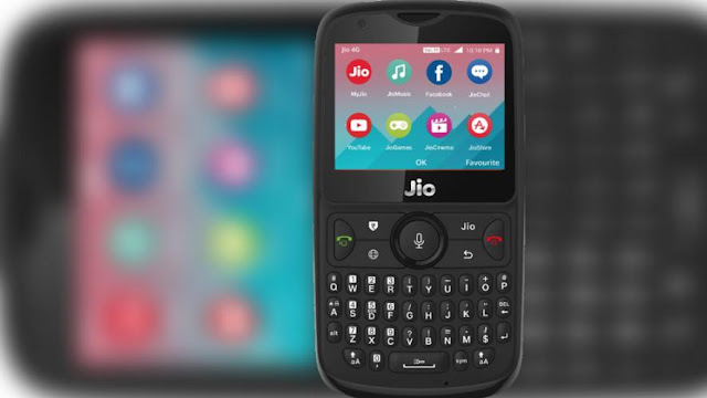 Know the features of the new Jio Phone 2