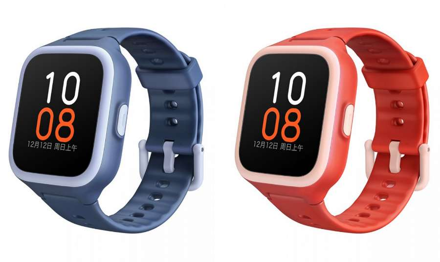 Varian Warna Smartwatch Xiaomi Anak (gsmarena.com)