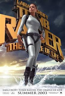 Lara Croft Tomb Raider The Cradle Of Life (2003) ลาร่า ครอฟท์ ทูมเรเดอร์ กู้วิกฤตล่ากล่องปริศนา