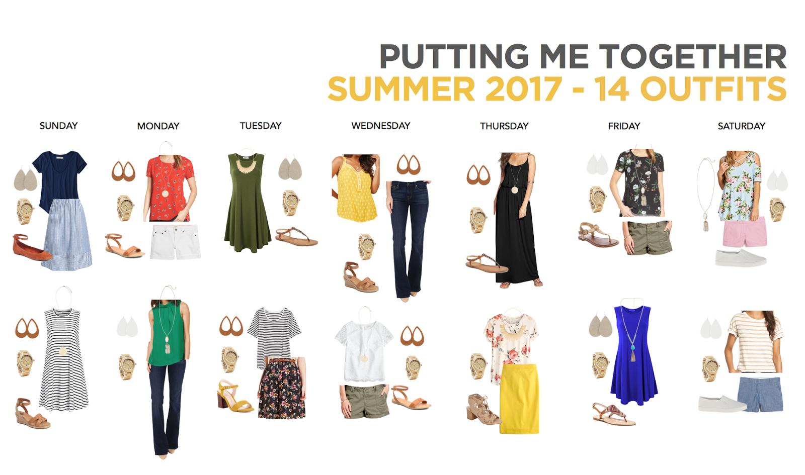 14 Cute Summer Outfit Ideas