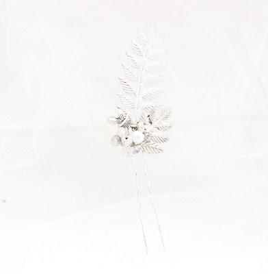 PV 2020 Plata 20 Peineta Cristal Bohemia