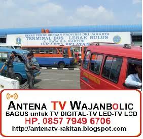 Jual ANTENA TV WAJANBOLIC  Lebak Bulus Jakarta Selatan