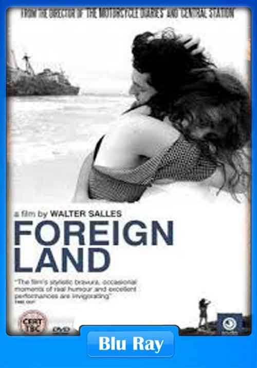 Foreign Land 2016 1080p BluRay 600MB x265 HEVC Poster