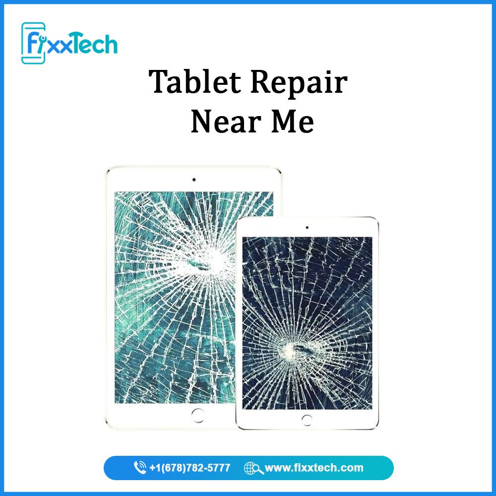 Best tablet repair service provider near me