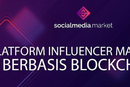 SocialMedia.market - Blockchain Based Influencer Marketing Platform